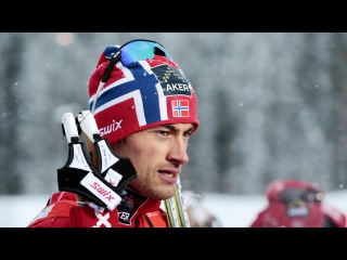 Лыжные гонки 2016.Мужчины.Эстафета 4*7.5км.Свободный стиль.Этап в Нове Место, Чехия 24.01.2016