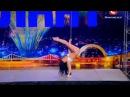 Україна має талант-7. Юлия Бозина Julia Bozina- Красивый танец на пилоне Киев 18.04.2015