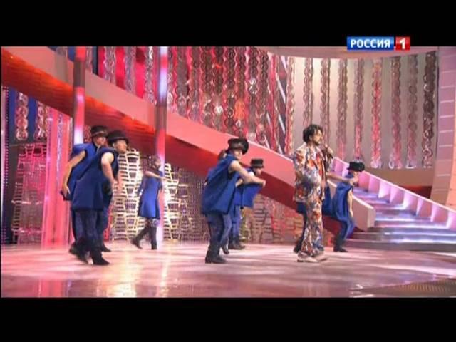Филипп Киркоров-Дископартизаны (Субботний Вечер 29.06.2013)