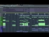Jordan Suckley &amp Eddie Bitar - Centipede (James Dymond Remix) FL Studio Project View