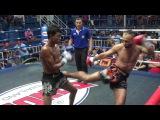 Firdavs Boynazarov (Tiger Muay Thai) vs Yodsian Suntorngym 26/8/16