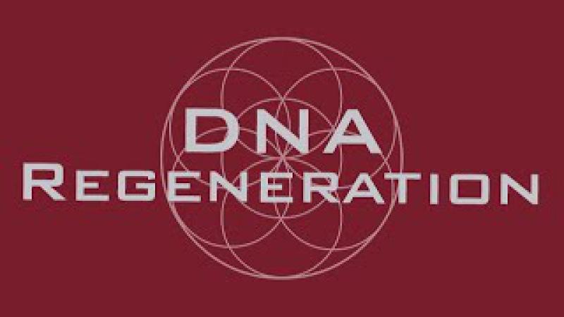 DNA Regeneration - Repair DNA, RNA, Cellular Structure - 528 Hz Binaural Beats