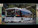 Транспорт в России . Троллейбус TrolZa-5265 | Transport in Russia . Trolleybus TrolZa-5265