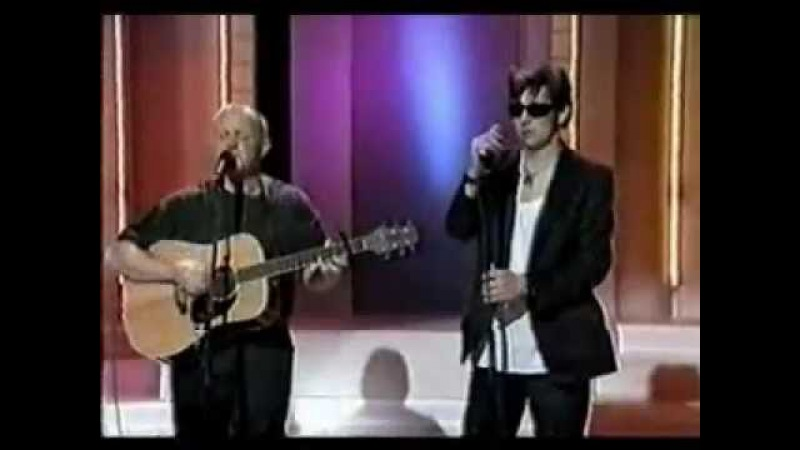Christy Moore Shane MacGowan(The Pogues) Spancil HILL