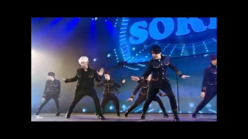 Sorry, Sorry - Super Junior SuperShow6 DVD