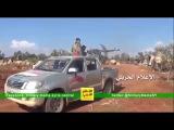 Первые кадры входа в войск с боями в город Algan_alhobeih для прорывы блокады Аз-Захра