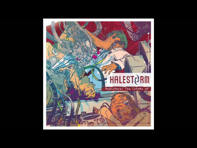 Halestorm - I Want You - She's So Heavy (The Beatles) [Cover]