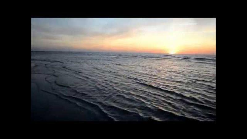 1 Час - Золотой Саксофон Лучшее Закат над Балтикой Gold Saxophone Sunset over the Baltic
