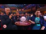 Сергей Светлаков, Александр Незлобин и Ольга Картункова в Comedy Club (09.09.2016)