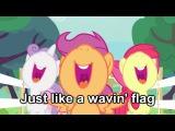 Wavin' Pony YTPMV