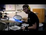 Ensiferum- Two of Spades Drum cover