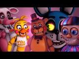 [SFM FNAF]Meet The Toys