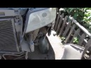 Как снять передний бампер Audi A6 C5