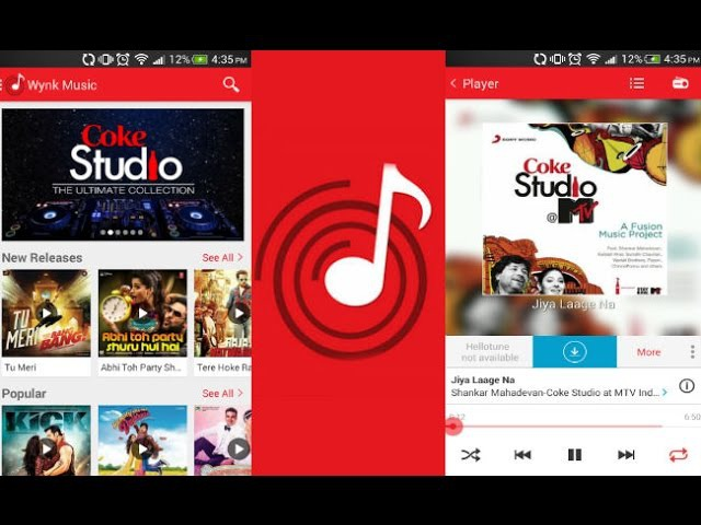 How to Wynk Music Android Smartphone Appleton