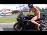 Придурки на мотоциклах ☺ и другие МОТО ПРИКОЛЫ ☺ Подборка
