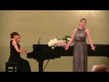 Tamuna Gochashvili - Rusalka's aria - Song to the moon