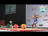 Weightlifter Dance - Тяжелоатлет взорвал публику танцем
