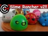 3D Printed Slimes Slime Rancher - Boom, Phosphor, Rad &amp Honey!