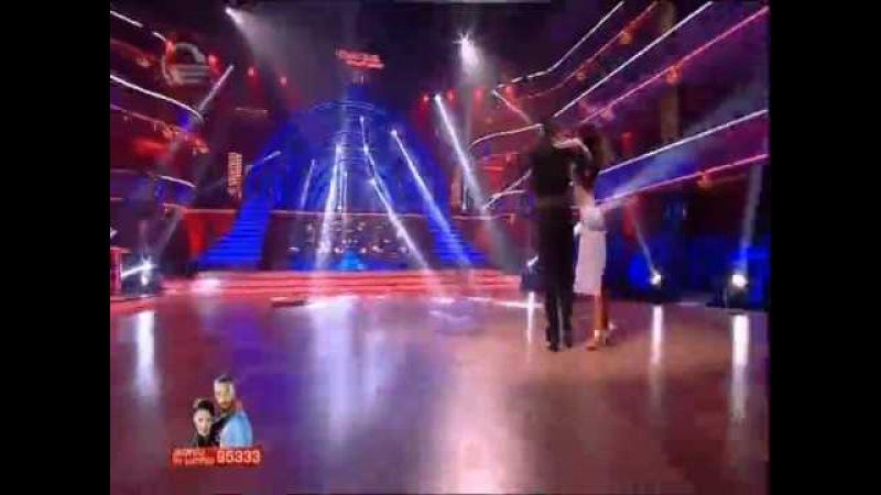Andria da salome naxevarfinali cekvaven varskvlavebi 2016 ანდრია და სალომე ნახევარფინალი