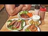 Еда для спортсменов. Питание до и после тренировок