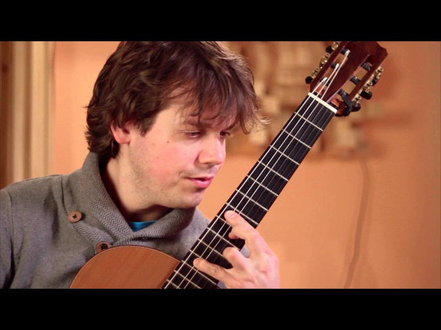 Нашёл наконец-то: J. S. Bach - Prelude BWV 999 (Uros Baric, classical guitar)