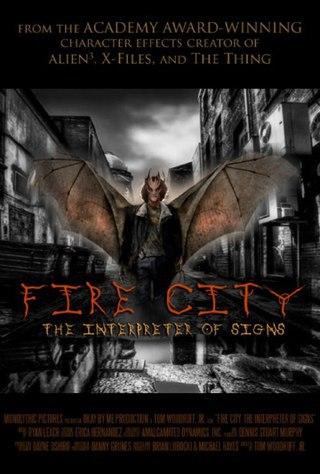 Огненный город: Последние дни / Fire City: End of Days (2015)