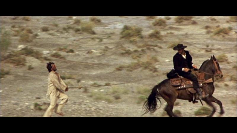 БЕГИ, ЧЕЛОВЕК, БЕГИ (1969, часть 1) - комедия, вестерн, приключения. Серджо Соллима