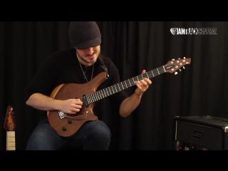 Alex Hutchings - Minor Rock Fusion - Lick Performances