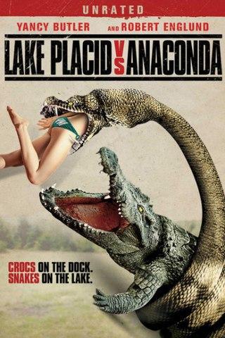 Озеро страха: Анаконда / Lake Placid vs. Anaconda (2015)