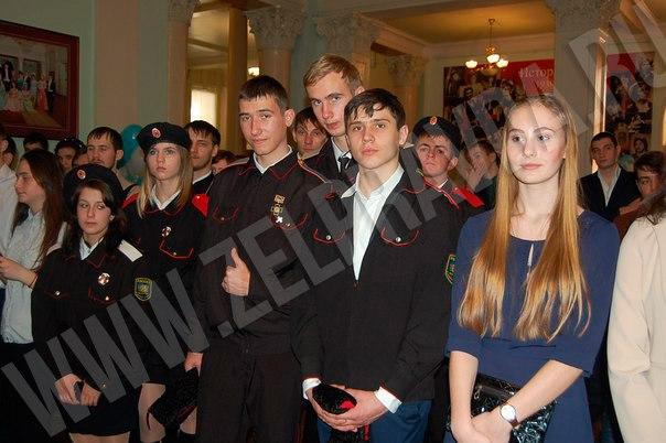 Казаки Зеленчукской молодежной сотни побывали на фестивале посвященном Дню православной молодежи