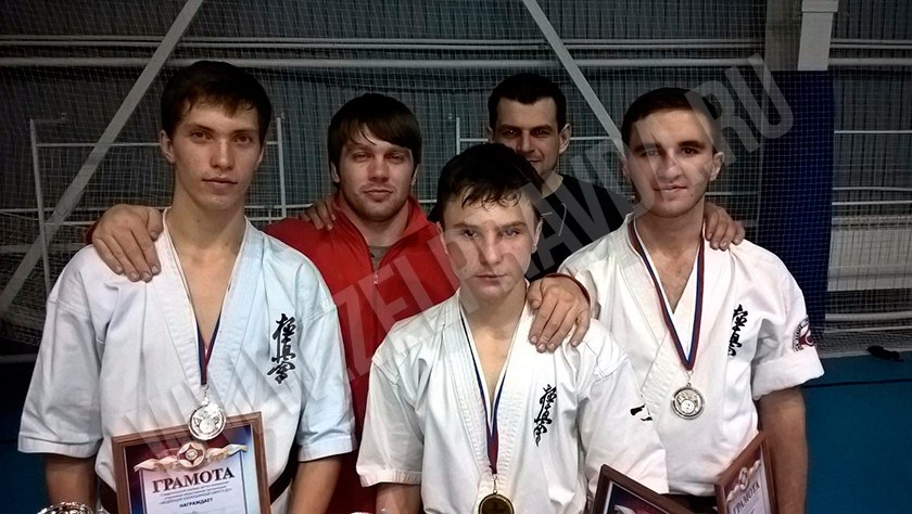 Бойцы из станицы Зеленчукской призеры Открытого Первенства по каратэ