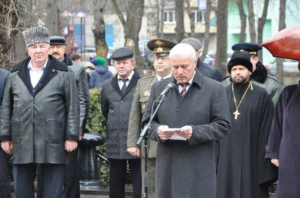 В Карачаево-Черкесской республике почтили память россиян, погибших при исполнении воинского долга за пределами Отечества
