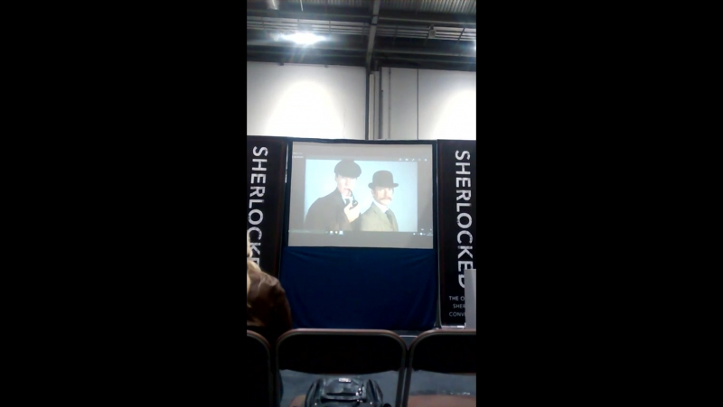 Sherlocked Convention 2016 Arwels promo