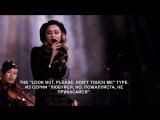 Мадонна Madonna - Masterpiece (Шедевр)  с переводом .Награда: Премия «Золотой глобус» за лучшую песню