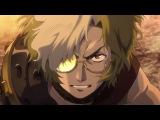 Koutetsujou no Kabaneri / Кабанэри из стальной крепости — (промо-ролик на русском)