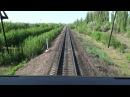 ТУРКСИБ от Алматы до Уш-Тобе 2012