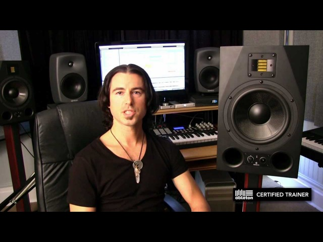 How to pick reference monitor speakers review of the Adam A8X, Adam A7X and Genelec 8040a