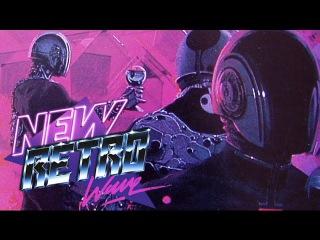 RetroWave XYLE - Nightsky/ Distant Future