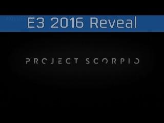 Xbox One 4K/Project Scorpio - E3 2016 Reveal Trailer [HD]