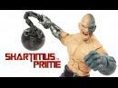 Marvel Legends Absorbing Man BAF Build A Figure 2016 Spider Man Wave Toy Action Figure Review