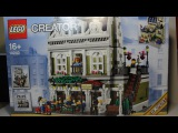 Lego Creator - Parisian Restaurant, 10243/ Лего Креатор - Парижский Ресторан, артикул 10243.