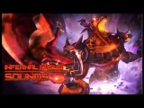 Infernal Nasus Login Screen & Theme Song + Bonus Nasus Quotes and Sounds.
