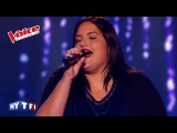 Lara Fabian Si tu maimes Francesca Rodriguez The Voice France 2016 Blind Audition