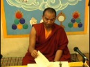 Практика Зеленой Тары Лама Тензин Зангпо 2007 часть 4 чтение текста