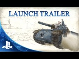 Valkyria Chronicles Remastered - Launch Trailer   PS4