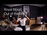 Royal Blood - Out of the Black (drum cover by Vicky Fates)