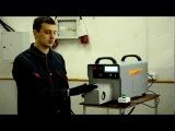 Устройство нагрева заклепок (УНЗ) для ЖД вагонов