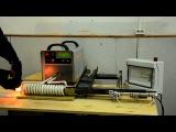 Индукционная нагрев заготовок, nduction heating
