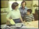 Реклама поп-корна в Америке 1980 гг.