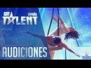 Desafiando la gravedad | Audiciones 2 | Got Talent España 2016